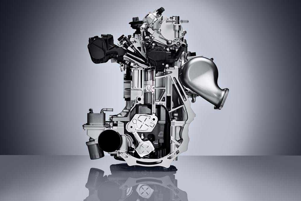 Introducing game-changing engine technology