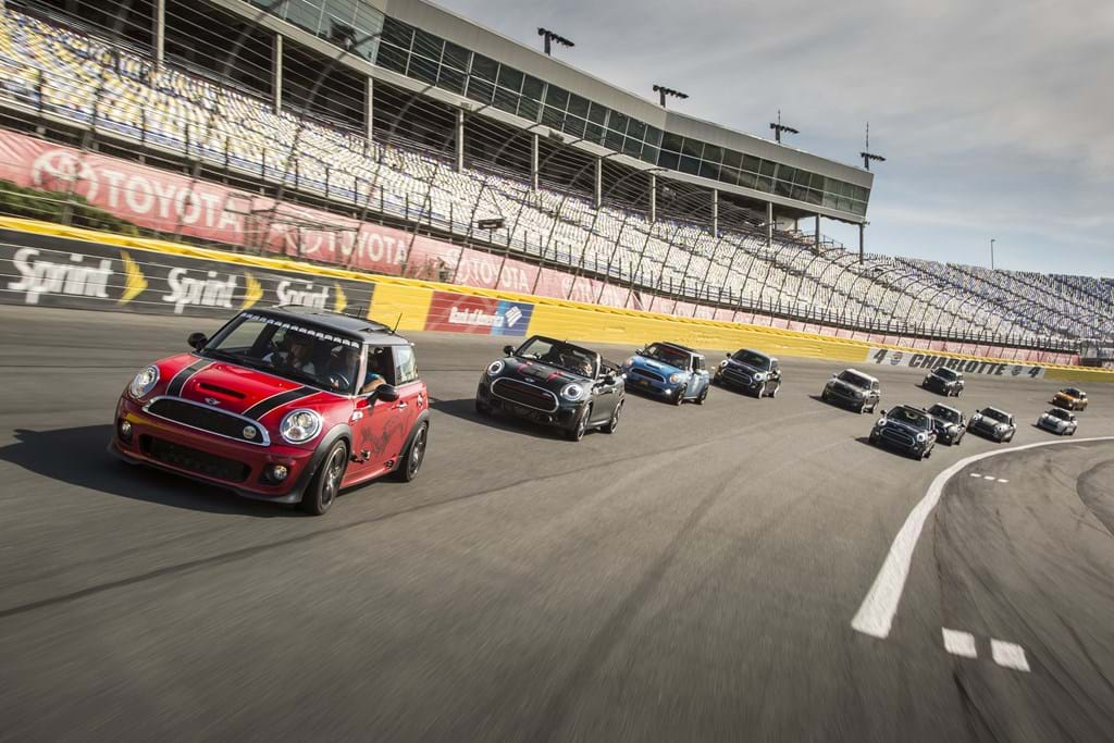 Driving the digital profile of MINI Takes the States 2016