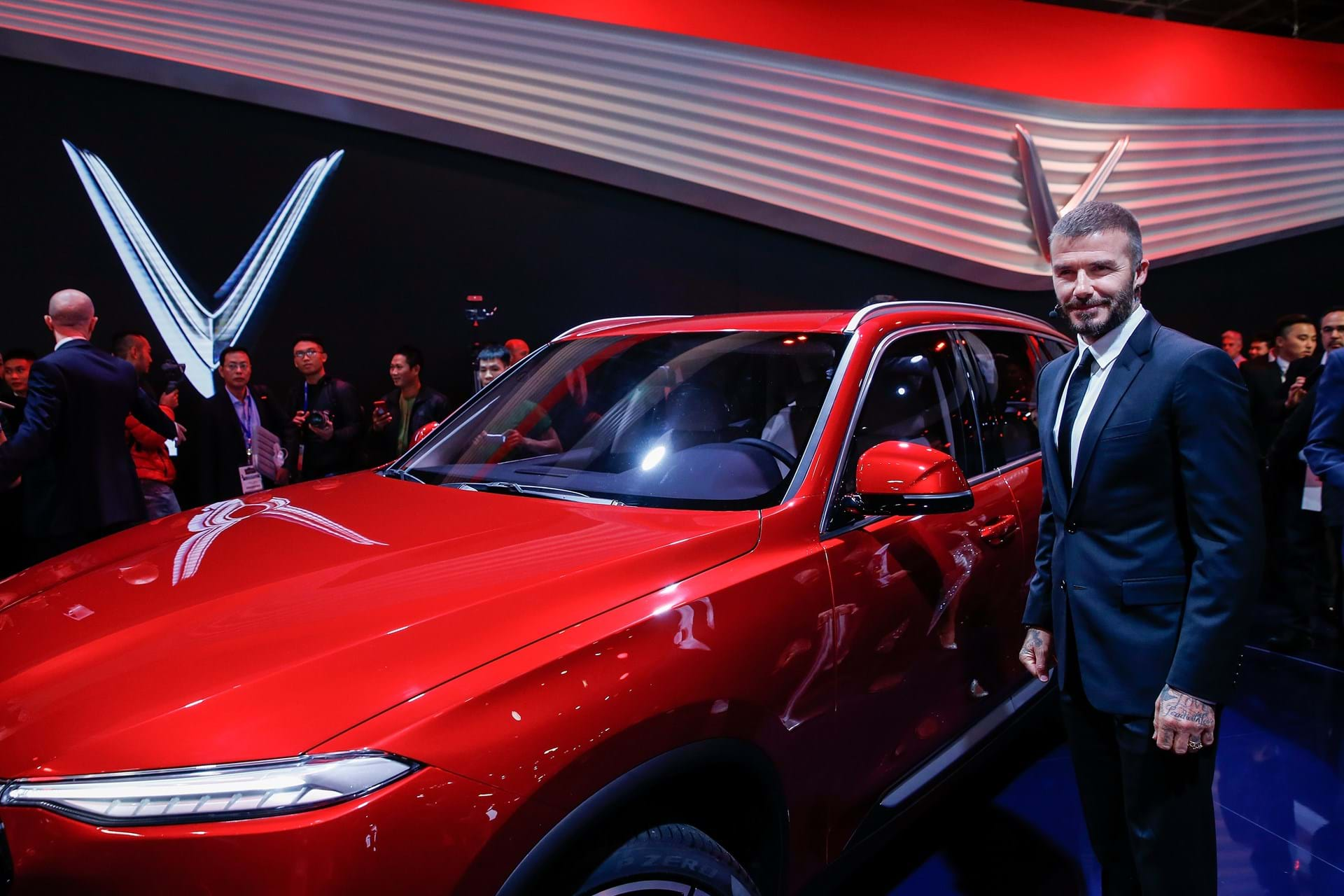 David Beckham joins VinFast at the Paris Motor Show_1.JPG